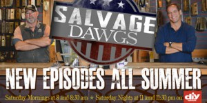Salvage Dawgs on DIY